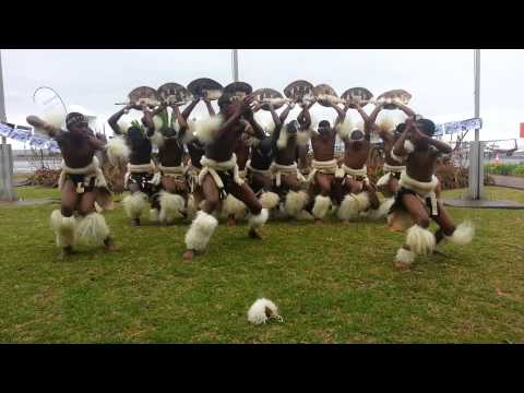 Zulus Traditional Dancing