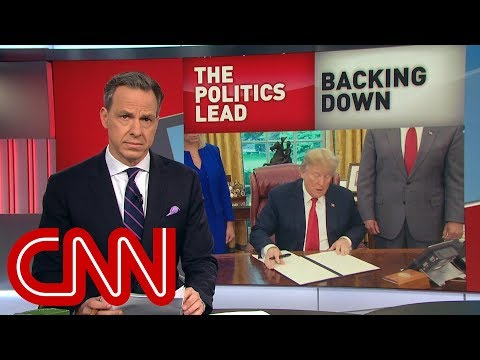 Jake Tapper: Trump surrendered for the first time