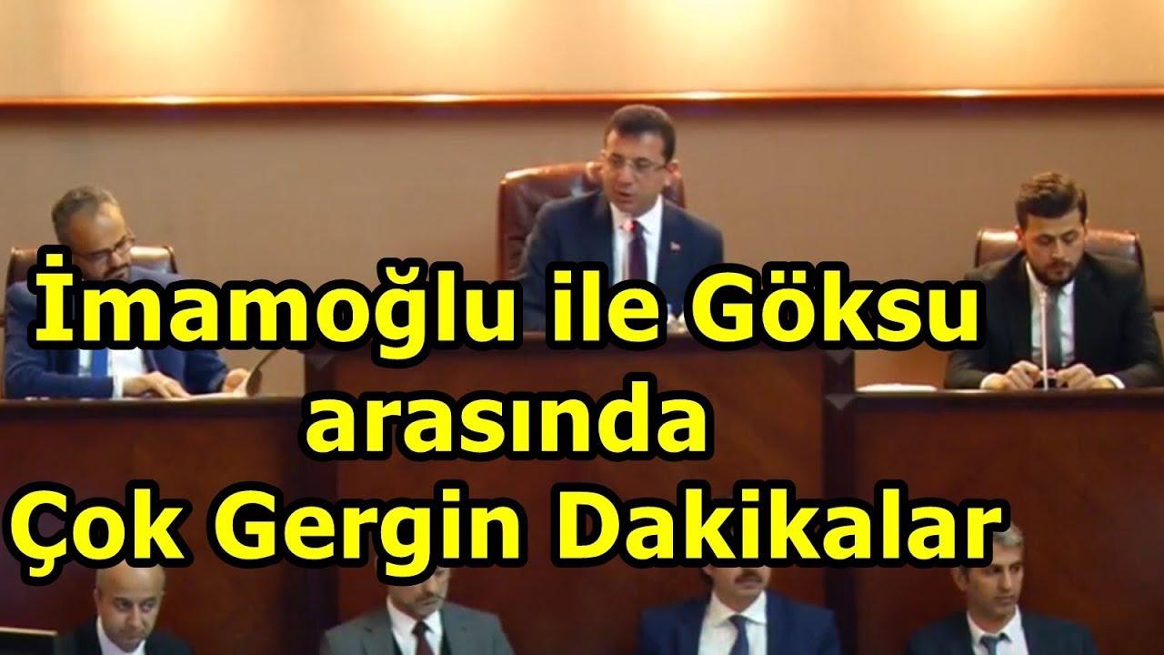 Bu sene gündem belli..  Ekrem İmamoğlu İstanbul Meclis Toplantısı izle canlı yayın.. miting tadında.