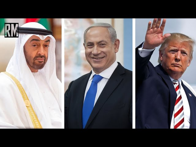 UAE Sell Out Palestine to Israel & Us