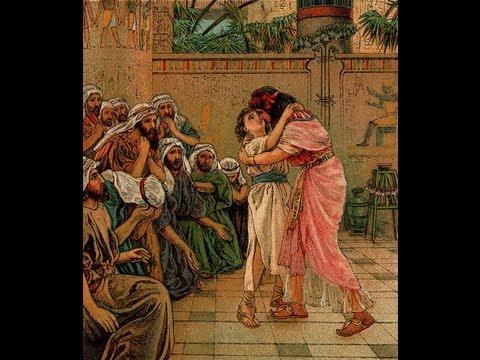 Daily Visual Bible: Genesis 45: Joseph Exposed