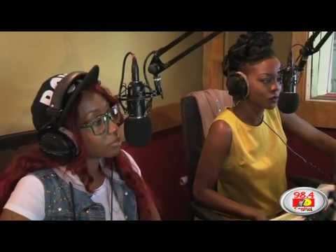 Victoria Kimani LIVE on the Jam with Cess and Grace
