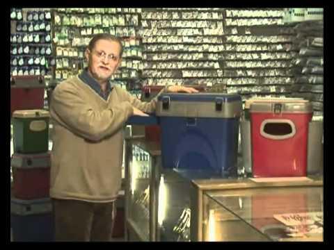 видео: Выбор рыболовного ящика