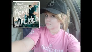 Panic! at the Disco| High Hopes Track Review