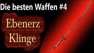 Die besten Waffen von Skyrim - Ebenerzklinge / Ebony blade (daedrisches Artefakt)