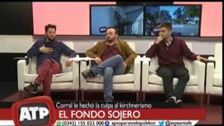 Juan Carlos Cesoni, Cjal PJ - Eliminacion del Fondo Sojero - ATP 15 08 18