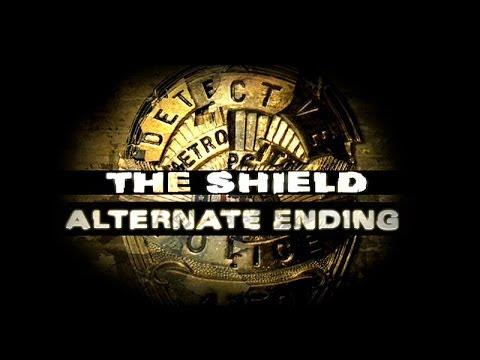 The Shield - Alternate Ending