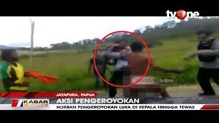 Viral! Diduga Tabrak Babi, Seorang Sopir Truk Dikeroyok Hingga Tewas di Papua | tvOne