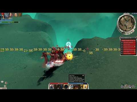 Guild Wars ultimate Uw solo farm - 8 ectos in 28 mins(~90k profit/hour) with Dervish 2016