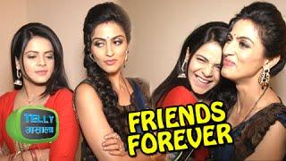 Thapki & Shraddha Surprise Us With Their Offscreen Friendship | Thapki Pyar Ki