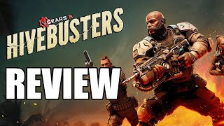 Gears 5: Hivebusters DLC Review - The Final Verdict (Video Game Video Review)