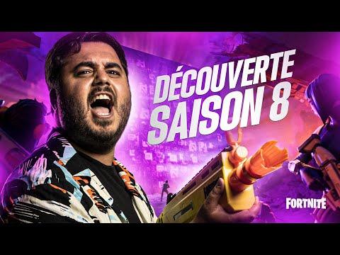 🔥 FULL DÉCOUVERTE DE LA SAISON 8 ! (C'est ma Saison)