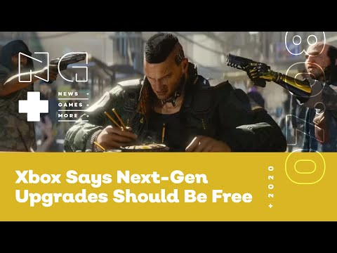 Xbox Says Next-Gen Upgrades Should Be Free - IGN News Live - 07/08/2020