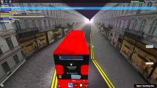 Roblox London & South V4.2 Wright Gemini 3 Hybrid Stagecoach London Route 8 Part 2