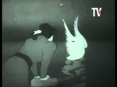 Превращение Лебедя в Царевну Сказка о царе Салтане 1943