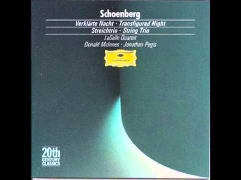 Schoenberg - Verklärte Nacht (Transfigured Night), op.4, LaSalle Quartet