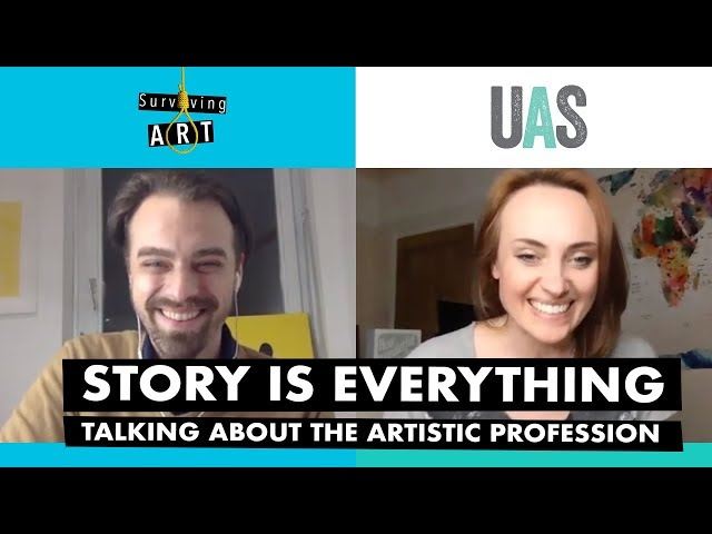 Story is Everything - A conversation about art with Michelle Lloyd from United Art Space