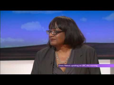Moron of the Week: Diane Abbott loses the plot over police funding