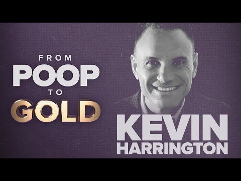 Kevin Harrington: The Inventor Of The Infomercial - From Poop To Gold Podcast