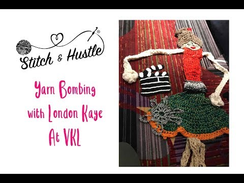 Vogue Knitting Live With London Kaye