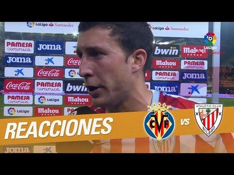 """De Marcos: """"El gol tempranero en la segunda parte nos ha roto los esquemas"""""""