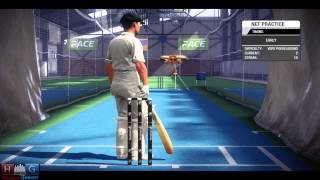 Don Bradman Cricket™ 14 Cricket Academy v9994b : Net Practice #2