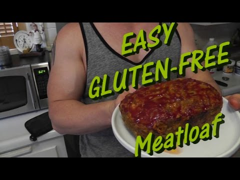 How to make Easy Gluten-Free Meatloaf