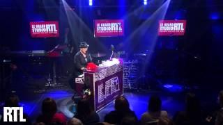 Pascal Obispo - Lucie en live dans le Grand Studio RTL - RTL - RTL