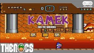 Kamek and the Shroobs   SMW HACKS   Thenocs