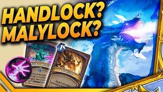 Handlock? Malygos? Dragon? IKS DE! - MALYGOS Hand Dragon xD Warlock - Hearthstone Deck