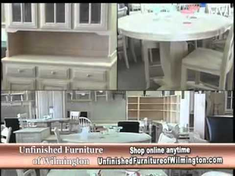 Perfect Unfinished Furniture Of Wilmington