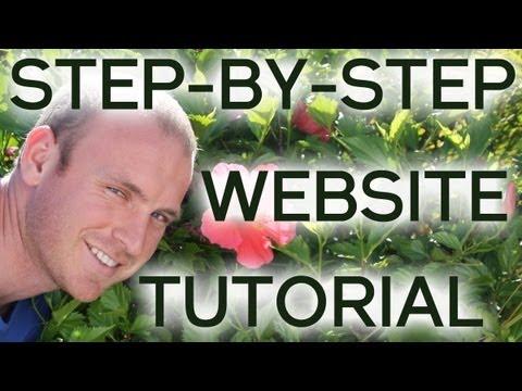 Beginner WordPress Tutorial (Step By Step) – 2013