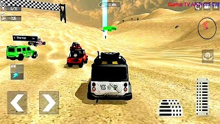 Racing games 4x4 Offroad Champions #5- Android GamePlay