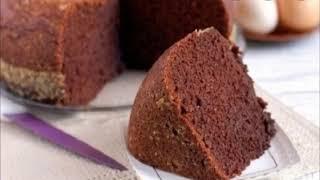 ШОКОЛАДНЫЙ БИСКВИТ который НИКОГДА НЕ ОПАДАЕТ Бисквит в мультиварке Идеальная основа для торта