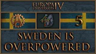 EUIV Sweden is Overpowered 5