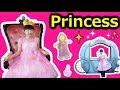 ★お姫様になりたい!「ひめちゃんのプリンセスな1日」★Hime's Princess Day★