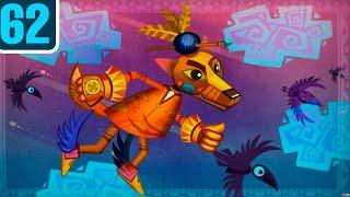 Волшебный фонарь - Гайавата и Дятел Мемо - Серия 62 - познавательные мультфильмы для детей