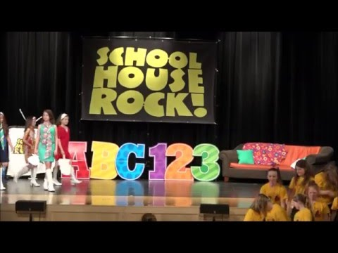 State Rd Elementary (Webster, NY) Schoolhouse Rock!  5.6.16