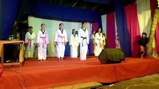 Taekwondo aerobic dance Kunnaru