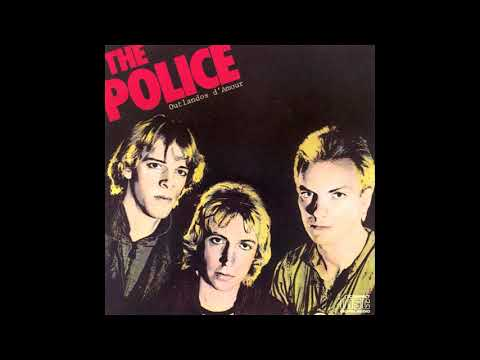 Outlandos d'Amour - The Police (1978) (FULL ALBUM)