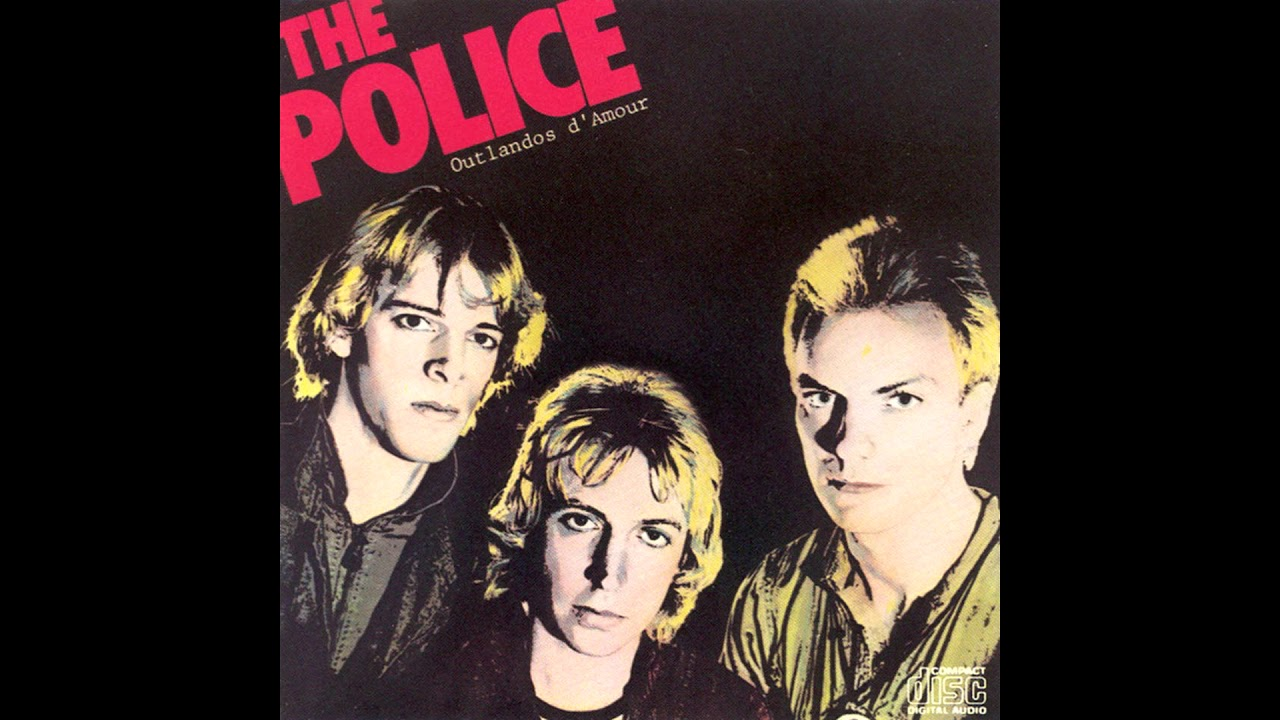 Outlandos d'Amour - The Police (1978) (FULL ALBUM) - YouTube