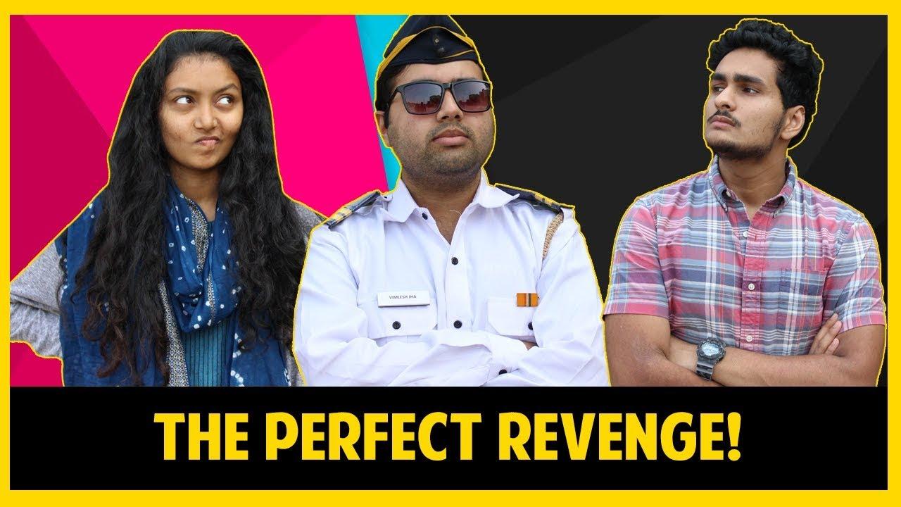 THE PERFECT REVENGE | Funny Indian Vines | Anmol Sachar | Funny Vines Hindi | Desi Vines Bf Gf Hindi
