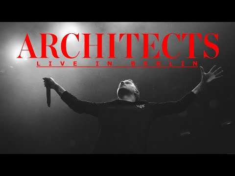 """ARCHITECTS - """"Gone With the Wind""""  live in Berlin [CORE COMMUNITY ON TOUR]"""