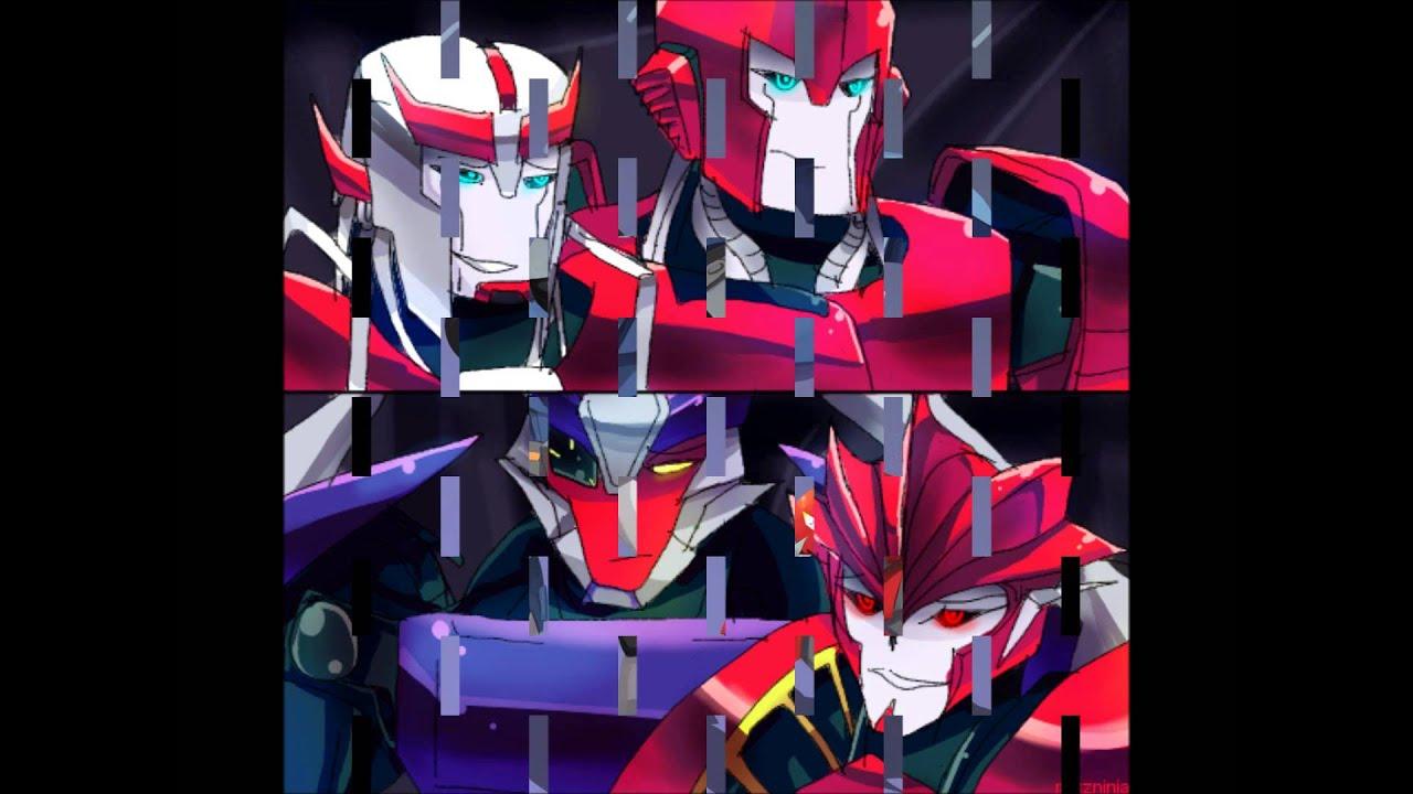 Transformers Prime Smokescreen X Reader Poster: Starscream X Reader