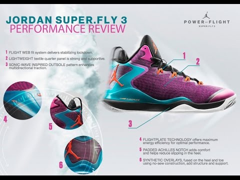 Jordan Superfly Shoe Review