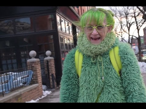 It 39 s always st patty 39 s day for this lady youtube for Show me the color green