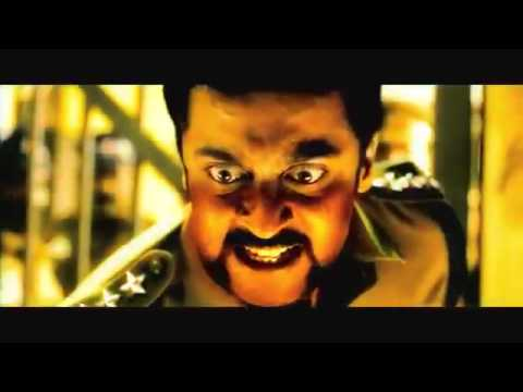 Singam - yamudu 2  Movie Trailer - Surya Dialogues With Fight Teaser
