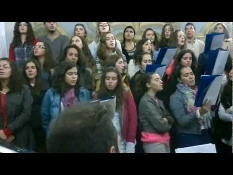 Senhor A Ti Me Entrego - Airó 10/11/2012
