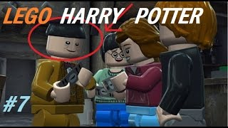 LEGO Harry Potter Years 5 7 Прохождение Часть 7 СЛИЗНОРТ
