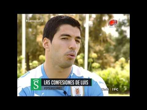 Luis Suarez entrevistado en Santo y Seña Parte 2.   (6416)